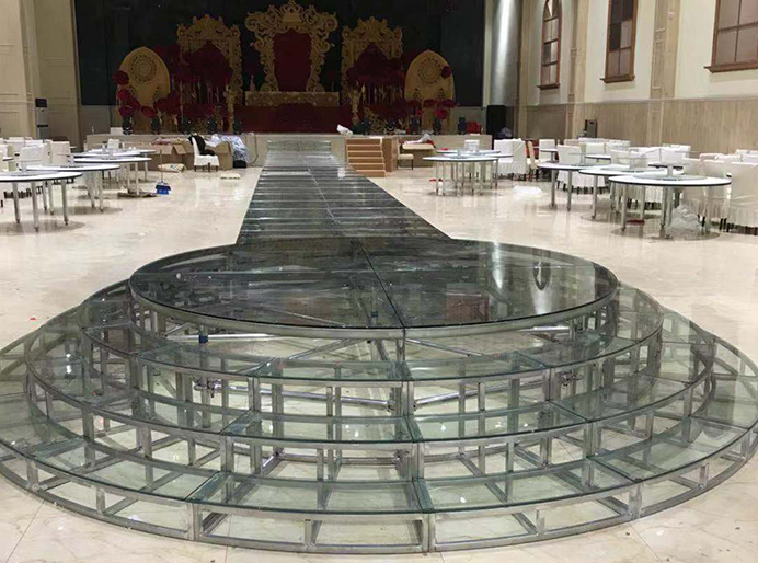 河南玻璃舞台选购