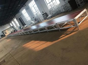 铝合金舞台尺寸