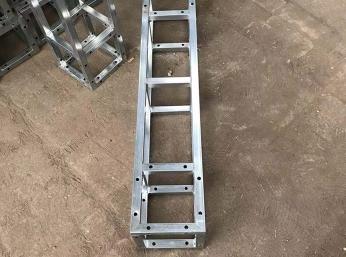 桁架搭建安装
