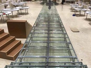 玻璃舞台制作